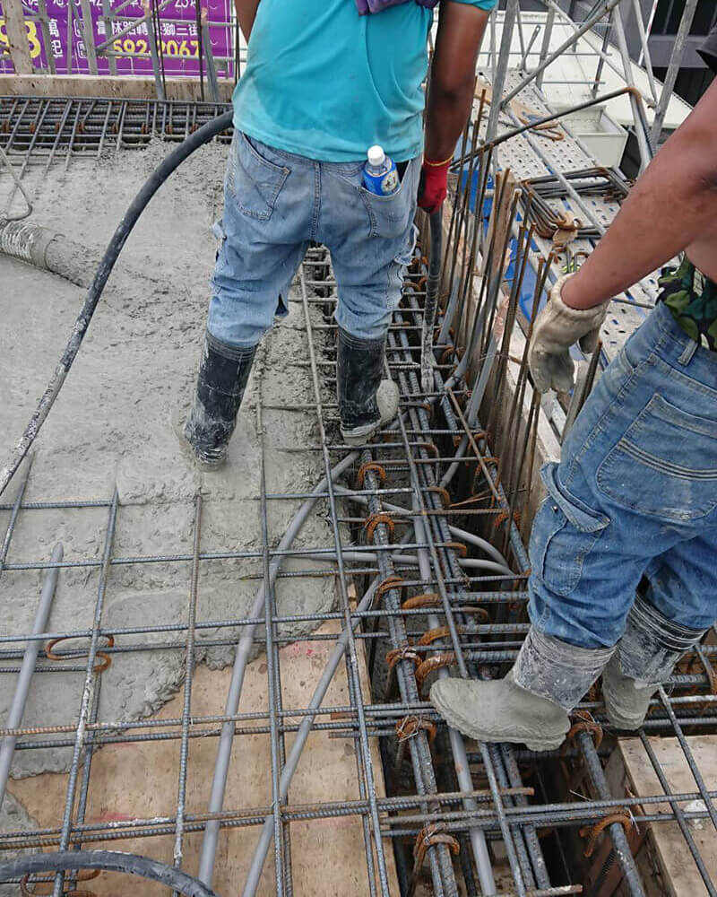 普通混凝土施工工程